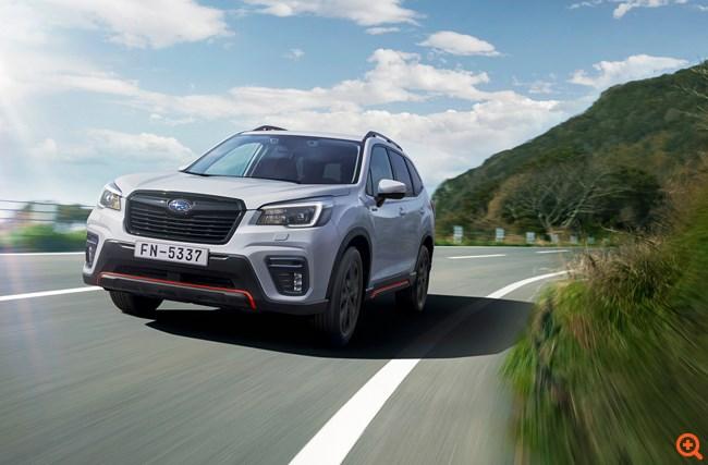 Subaru: 20.000.000 τετρακίνητα οχήματα