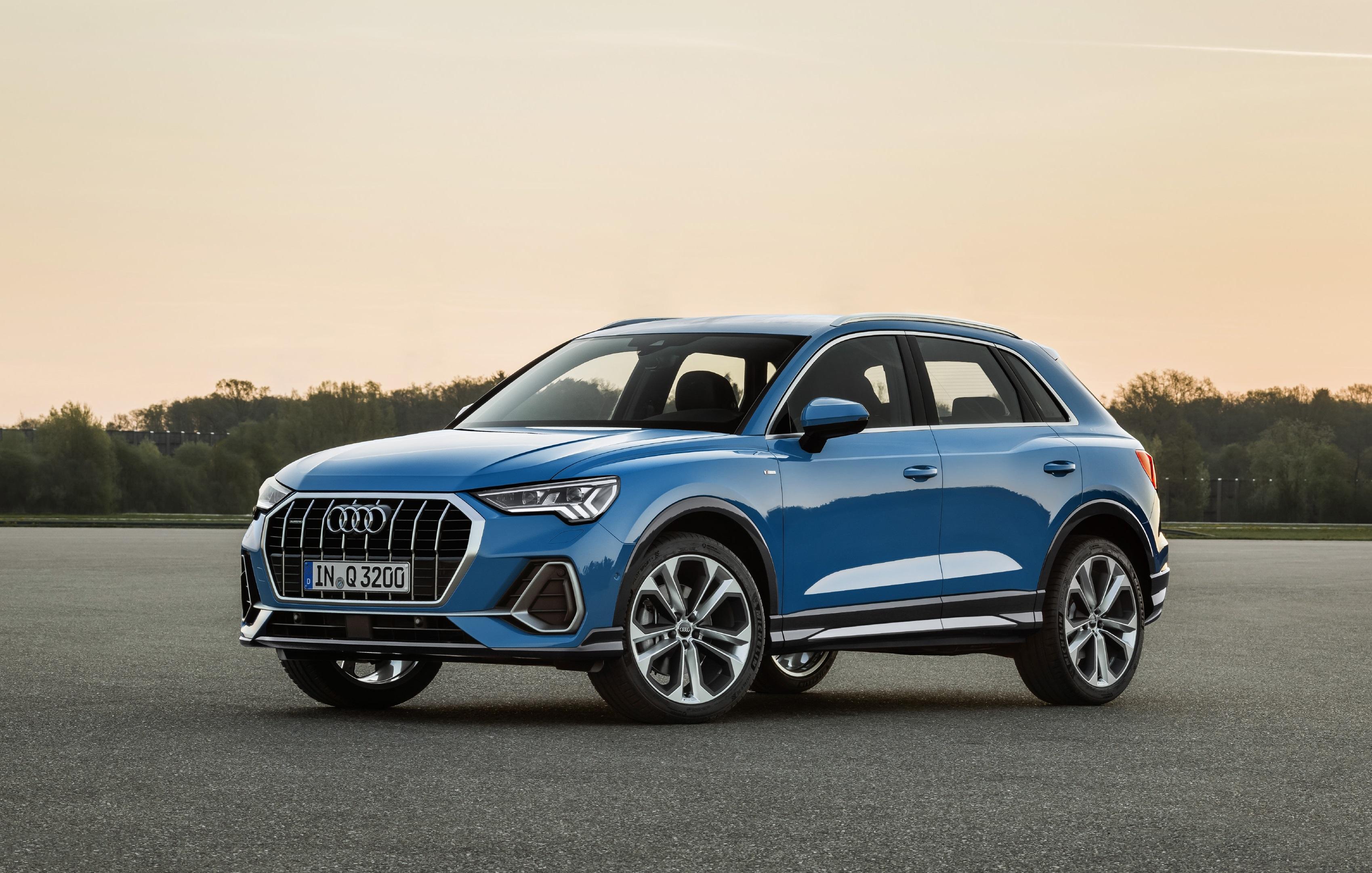 Η Audi ανακοινώνει τις τιμές των νέων Q3 και A1