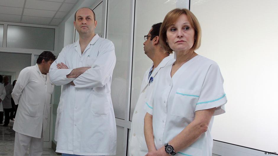 Βουλγαρία: Μια χώρα χωρίς γιατρούς στο μέλλον;