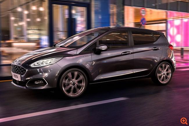 Ford με μηδέν τέλη κυκλοφορίας