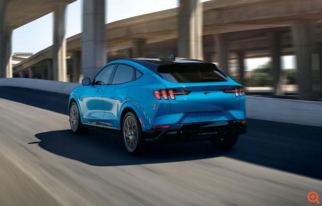 Πρεμιέρα στην Ευρώπη για την ηλεκτρική Ford Mustang Mach-E GT