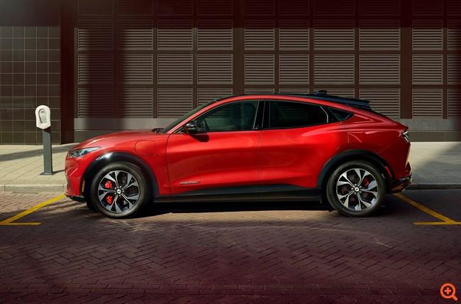 Ο πλήρης τεχνικός φάκελος της νέας Ford Mustang Mach-E