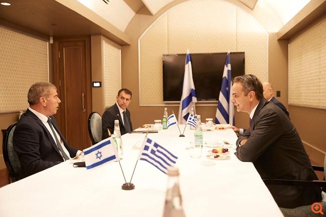 Μητσοτάκης πρόεδρος Ισραήλ