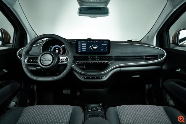 Πέντε αστέρια στον Green NCAP για το ηλεκτρικό Fiat 500