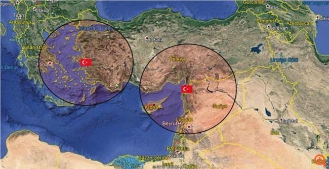 Yeni Safak: Οι S-400 θα κάνουν το Αιγαίο τουρκική λίμνη