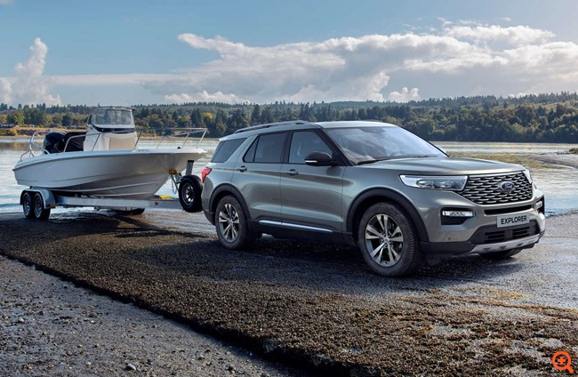 Ford Explorer: Έτοιμο για όλες τις συνθήκες και επιφάνειες