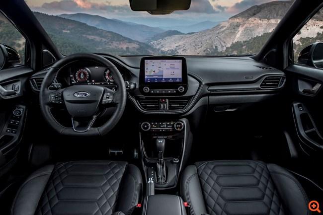 Αυτόματο κιβώτιο διπλού συμπλέκτη για το υβριδικό Ford Puma