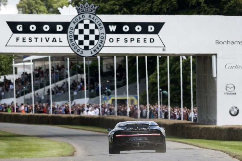 Δείτε live το Goodwood Festival of Speed