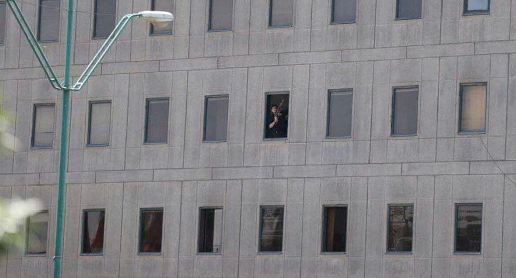 ιράν κοινοβούλιο επίθεση