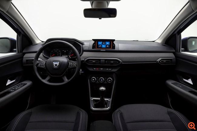 To νέο Media Control από την Dacia