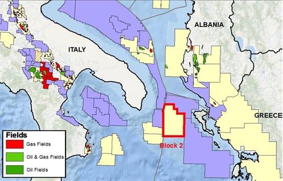 H Energean αποκτά το μερίδιο της Total στο Block 2 στο Ιόνιο Πέλαγος