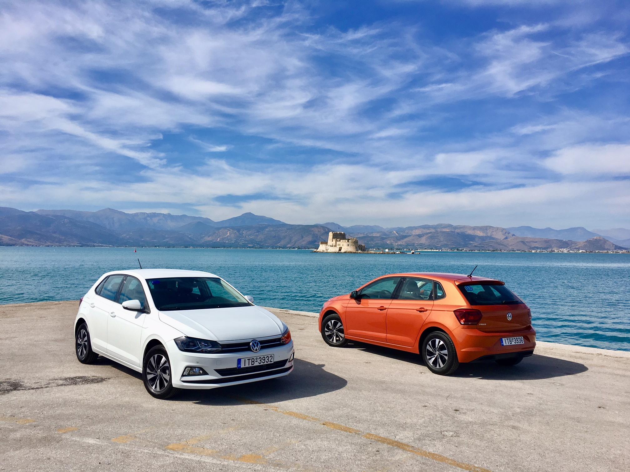 2c1e786b107a Οδηγούμε στην Ελλάδα το νέο VW Polo