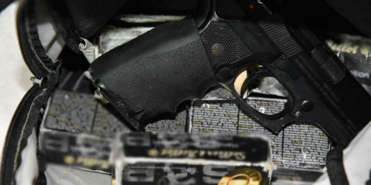 29χρονος οπλισμός
