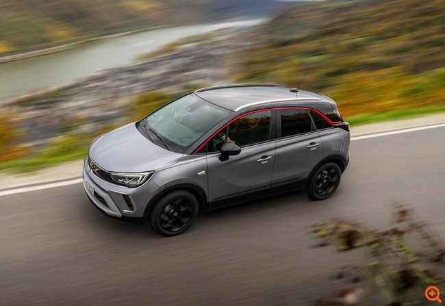 Στην Ελλάδα το νέο Opel Crossland