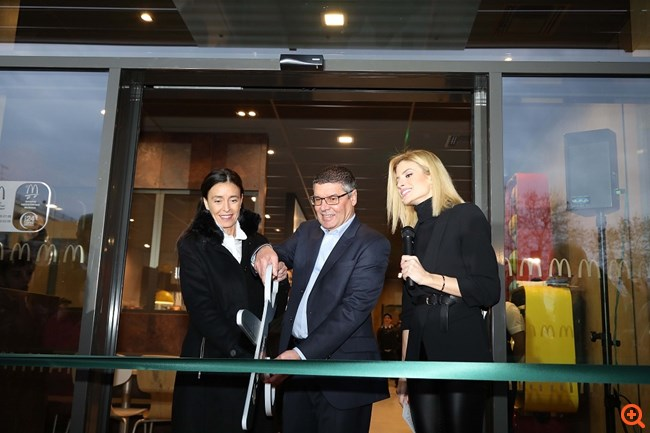 Νέα εστιατόρια για το 2019 περιλαμβάνει το πλάνο της Premier Capital, licencee της McDonald's
