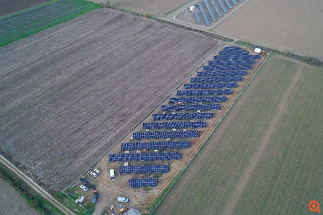 Messaritis Ανανεώσιμες: Ολοκλήρωση έξι έργων συνολικής ισχύος 3MW
