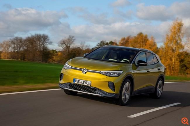 Ηead-up display επαυξημένης πραγματικότητας από την Volkswagen