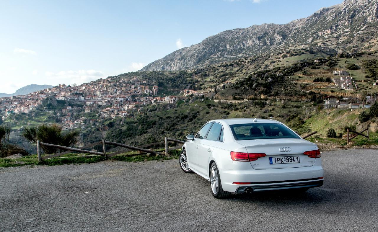Audi A4 Delphi 17