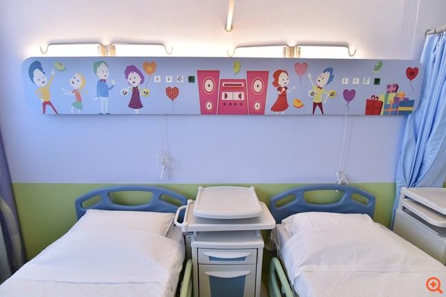 """Η καρδιά του παιδιατρικού νοσοκομείου """"Η Αγία Σοφία"""" χτυπά δυνατά – Δείτε πώς ο ΟΠΑΠ εκσυγχρόνισε την Καρδιολογική Μονάδα"""