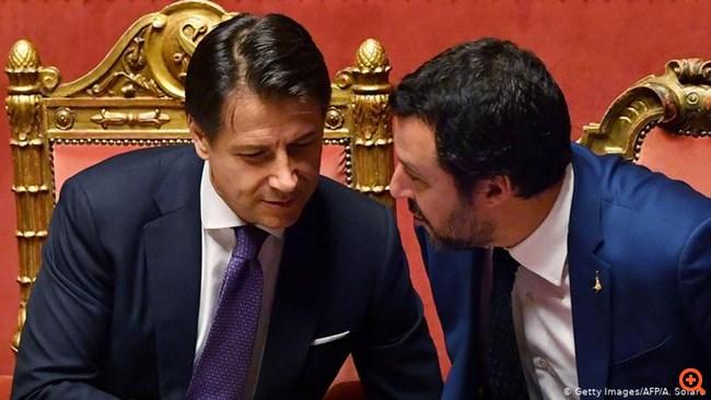 Παράταση ζωής της ιταλικής κυβέρνησης