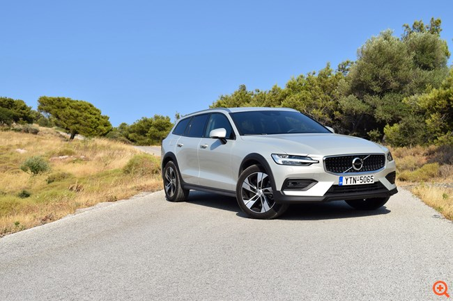 volvo v60crosscountry