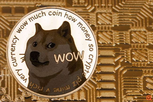 """Πώς ένα αστείο """"εκτόξευσε"""" το Dogecoin"""