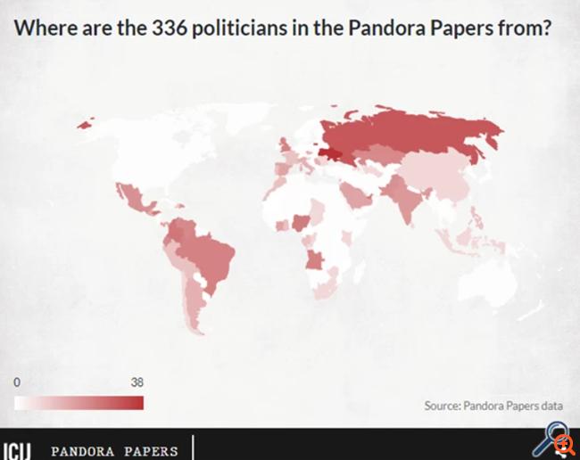 Pandora Papers: 283 Έλληνες στη λίστα - Πότε θα αποκαλυφθούν τα ονόματα και οι ιδιότητες