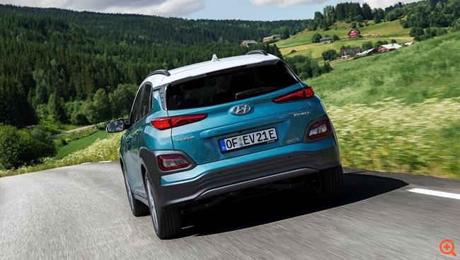 Hyundai Kona Electic: Ηλεκτροκίνηση χωρίς συμβιβασμούς