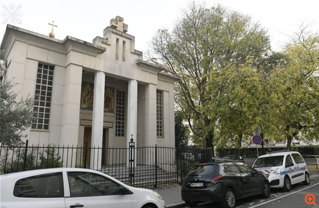 Γαλλία: Ένοπλος τραυμάτισε ελληνορθόδοξο ιερέα στη Λιόν (upd)