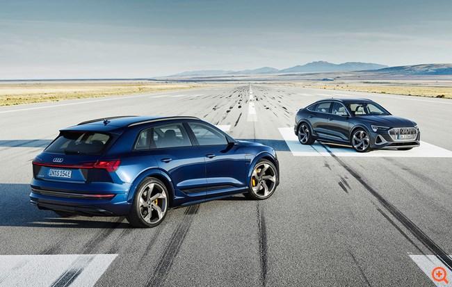 Audi:Το πιο πετυχημένο τρίμηνο στην ιστορία της
