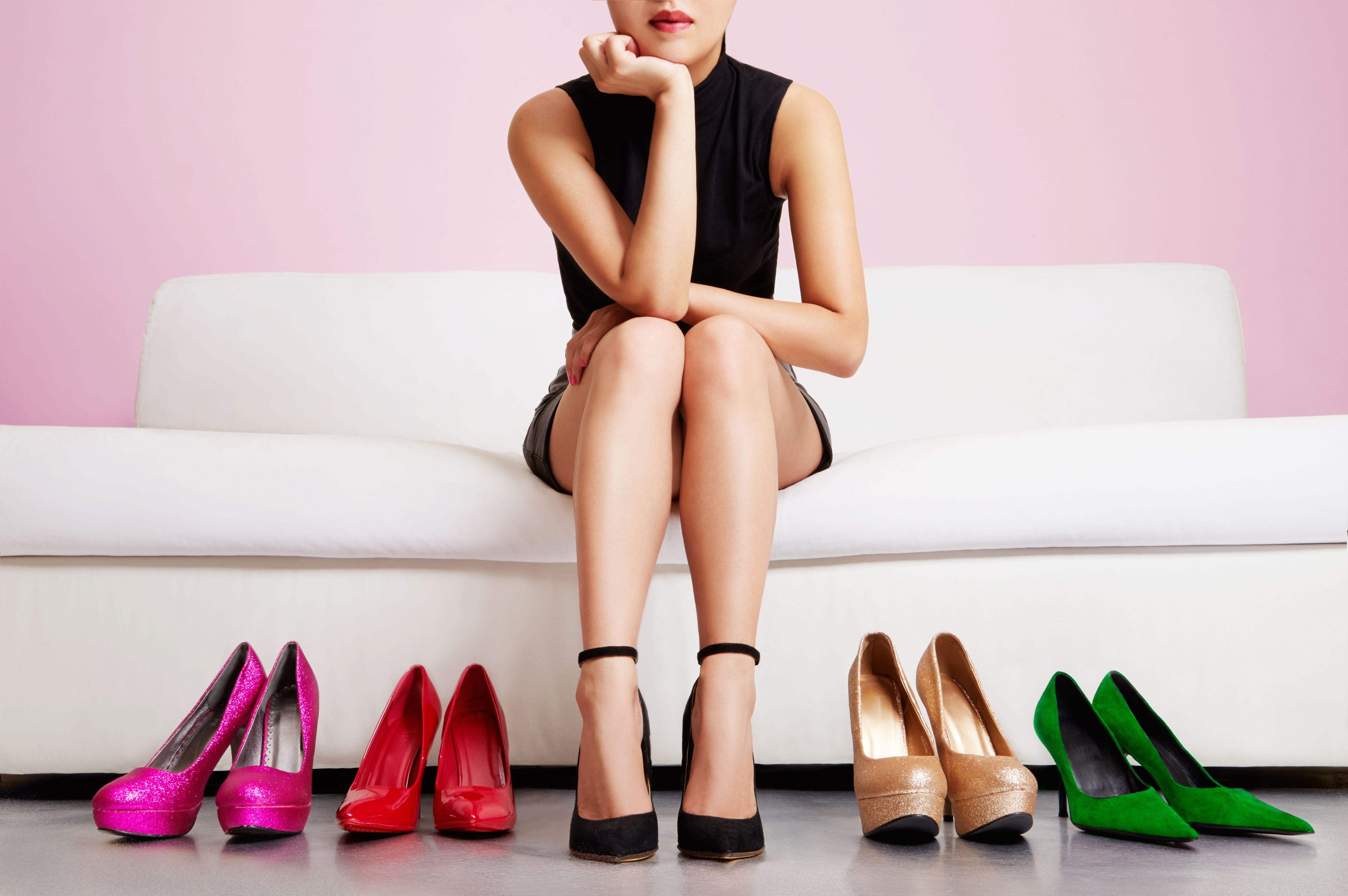 303241c98a6 Κιρσοί: Πόσο φταίνε τα παπούτσια με ψηλά τακούνια;