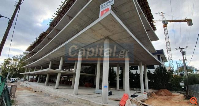 Αυτά είναι τα νέα μεγάλα έργα κατασκευής γραφείων