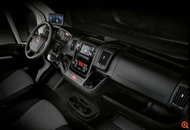 To ηλεκτρικό Fiat E-Ducato στην Ελλάδα