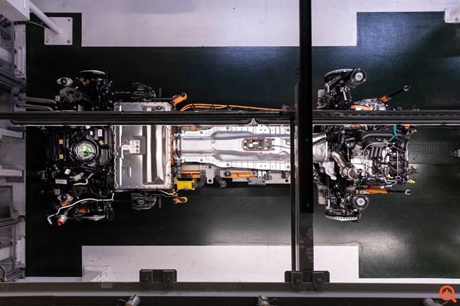 Ξεκινά η παραγωγή του Cupra Formentor e-Hybrid