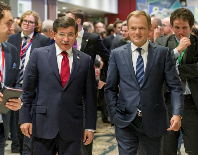 Συμφωνία ΕΕ – Τουρκίας στο μεταναστευτικό