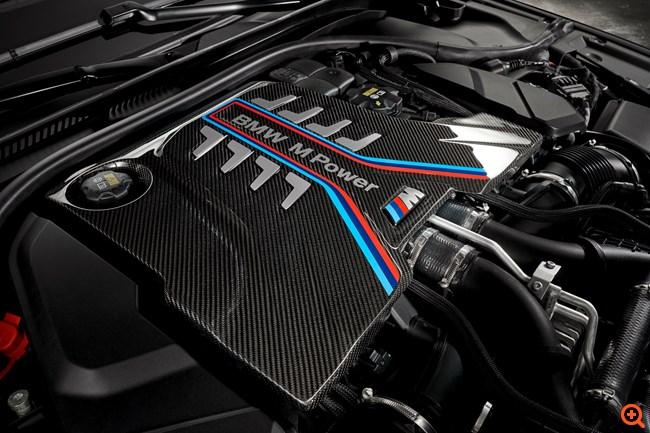 Η BMW αποκαλύπτει τη νέα Μ5 CS