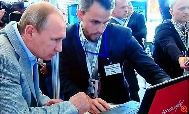 """Ένα από τα """"αστέρια"""" της Ρωσίας στην κυβερνοασφάλεια συνελήφθη για προδοσία"""
