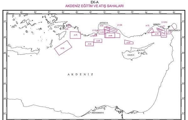 τουρκία χάρτης γ