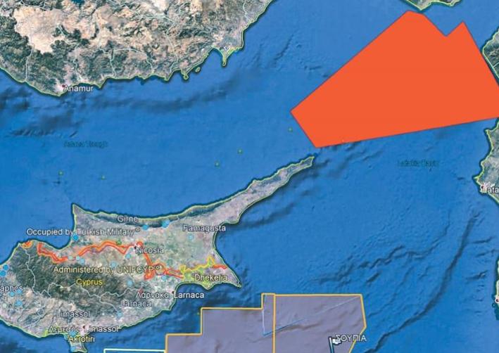 Νέα Navtex της Τουρκίας σε τμήματα της κυπριακής ΑΟΖ