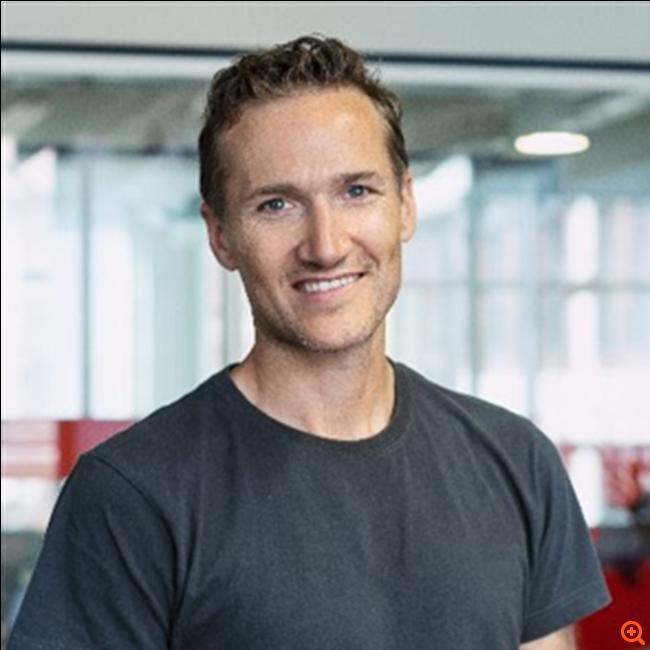 Niklas Östberg Delivery Hero