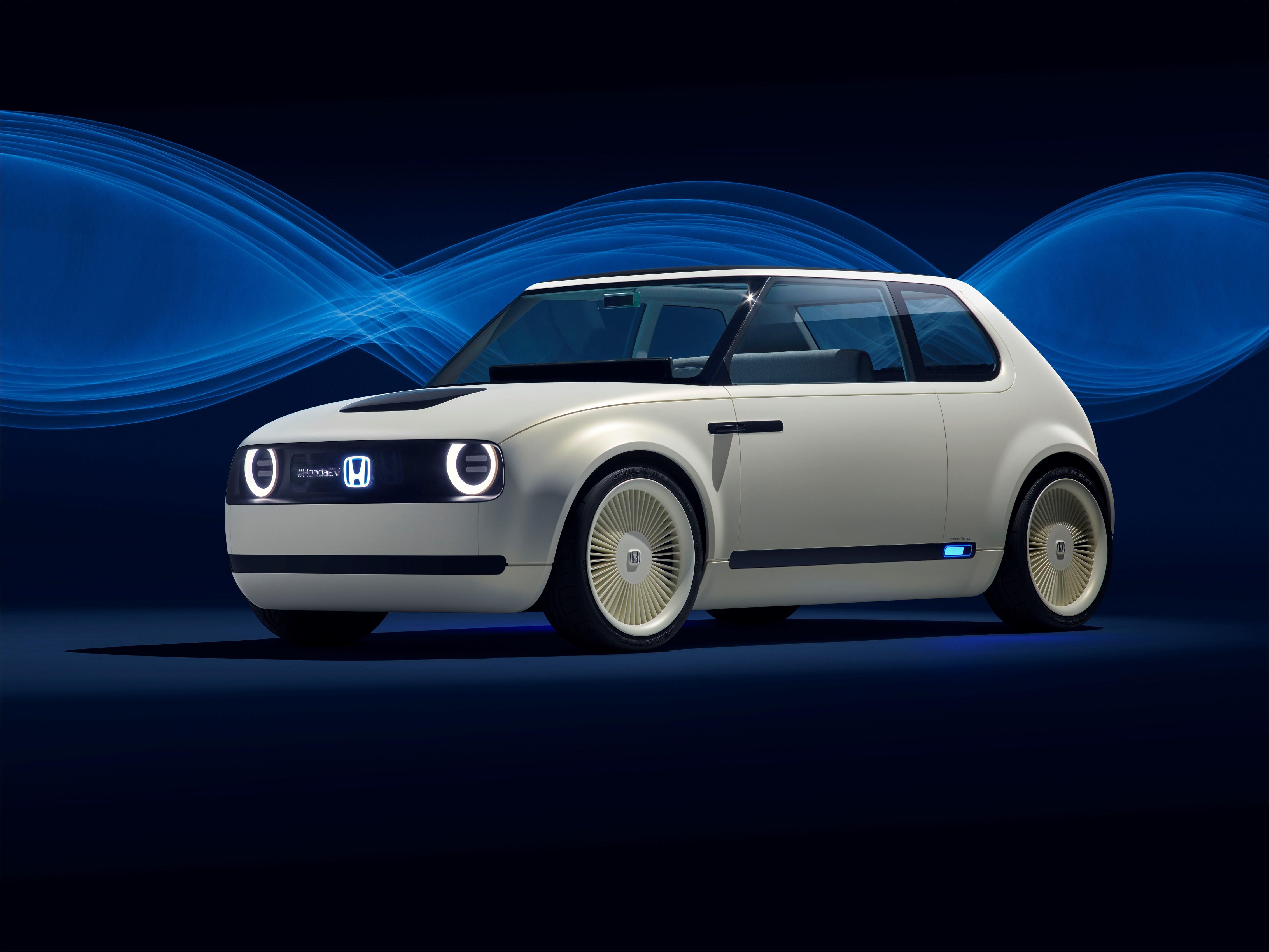 ΙΑΑ 2017 : Honda Urban EV Concept