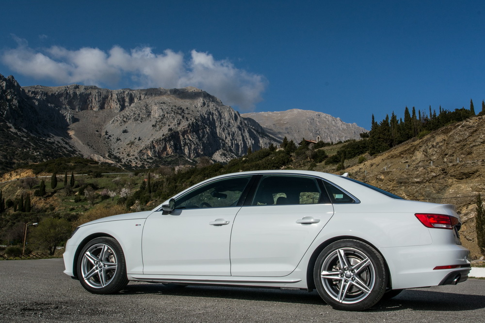 Audi Delphi 200