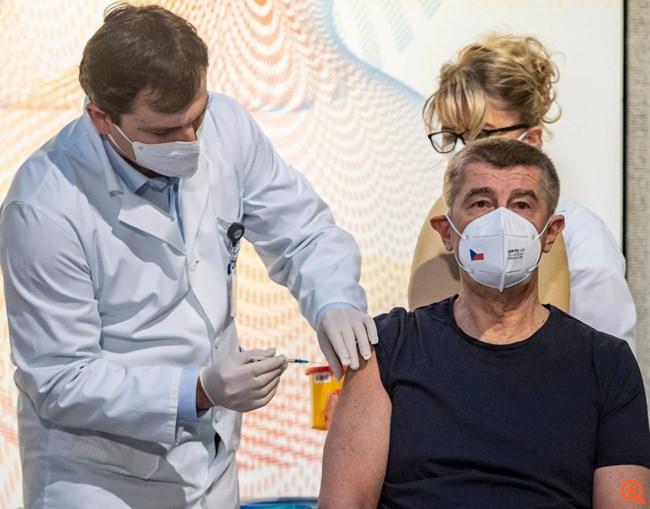 εμβόλιο-τσεχία