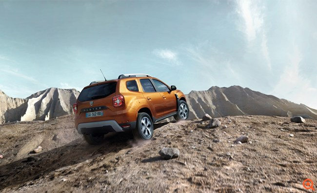 To DACIA DUSTER 1.0 TCe 100 ECO-G στην Ελλάδα