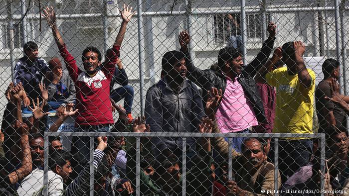 DW: Δεν έχει μέλλον η συμφωνία στο προσφυγικό