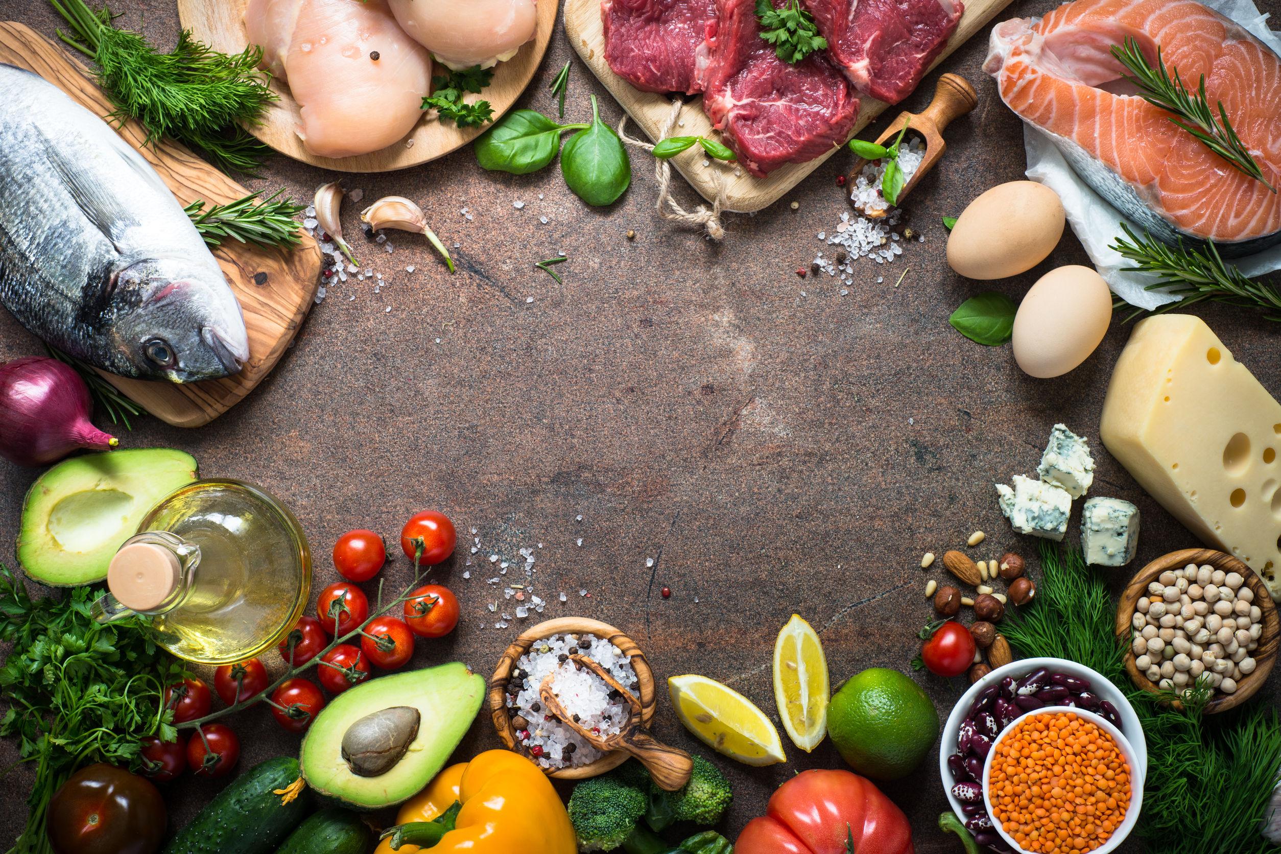 Τα καλά λιπαρά μπορούν να κατευνάσουν τα συμπτώματα της εμμηνόπαυσης