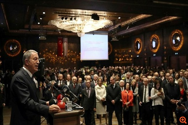 Ο Ακάρ απειλεί την Κύπρο: Είμαστε αποφασισμένοι να κάνουμε και σήμερα ό,τι και πριν 45 χρόνια