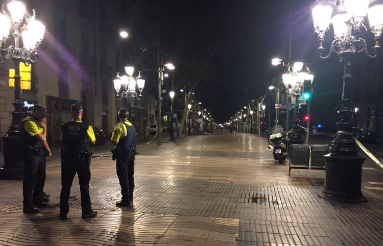 Τεράστιο χτύπημα με φιάλες βουτανίου ετοίμαζαν οι τρομοκράτες στη Βαρκελώνη
