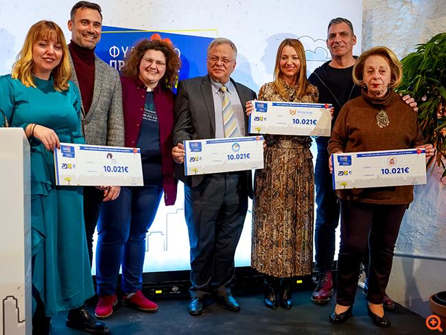 Προϊόντα αξίας40.083 ευρώ σε 4 ΜΚΟ με το φυλλάδιο προσφοράς #apotalidl