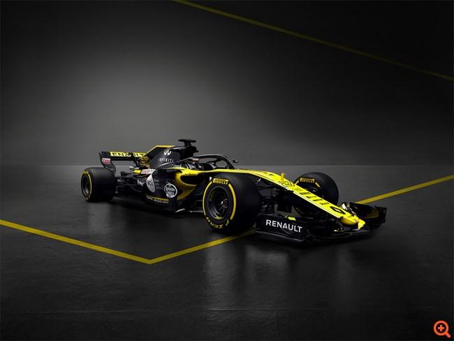 Renault : Αποκάλυψη για την R.S.18